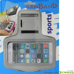 iPhone 6 Water Proof Armband Gray