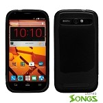 ZTE Warp Sync N9515 Grand S Pro N9835 TPU(Gel) Case Black