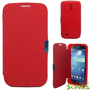 Samsung Galaxy S4 IV i9500 I337Z L720 i545 M919N i337 M919 R970 R970C. Battery Cover Flip Case Red