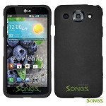 LG Optimus G Pro E980 (AT&T) Hard Regular Case Black