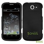 ZTE Flash N9500 Hard  Case Black