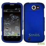 ZTE Flash N9500 Hard Regular Case Blue