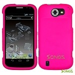 ZTE Flash N9500 Hard Normal Case Pink