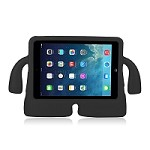 New IPad 2017/Pro 9.7/Air/Air 2 New Protective Case With Handle & Stand Black