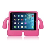 New IPad 2017/Pro 9.7/Air/Air 2 New Protective Case With Handle & Stand Pink