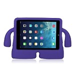 New IPad 2017/Pro 9.7/Air/Air 2 New Protective Case With Handle & Stand Purple