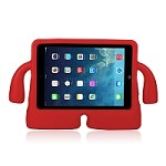 New IPad 2017/Pro 9.7/Air/Air 2 New Protective Case With Handle & Stand Red