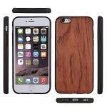 iPhone 6S Plus/6 Plus New Wood Style Case #1