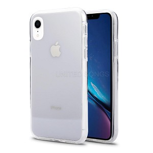 iPhone XR New Front and Back Full Cover Case Clear