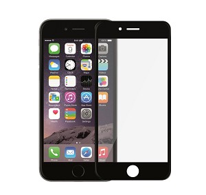 iPhone 6S Plus/6 Plus Tempered Glass Screen Protector Black