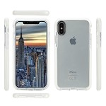 iPhone XS/X New Impact Protective Case White