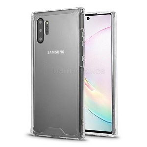 Samsung Galaxy Note 10 Plus New Tech Hybrid Case Clear