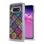 Samsung Galaxy S10e New Tech Liquid Glitter Case Design #5