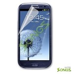 Samsung Galaxy S3 i9300  Screen Protector (Clear)