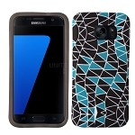 Samsung Galaxy S7 Fabric Design Case #57