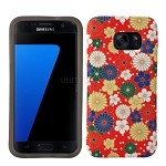 Samsung Galaxy S7 Fabric Design Case #65