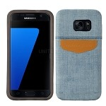 Samsung Galaxy S7 Fabric Design Case #69