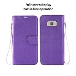 Samsung Galaxy S8 Plus Wallet Case Purple