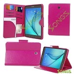 Samsung Galaxy Tab S2 (8.0-inch) T710 Wallet Case Pink