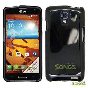 LG LS740 Volt F90 (Sprint/Boost Mobile/Virgin Mobile) TPU(Gel) Case Black