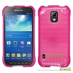 Samsung Galaxy S5 Active (AT&T) TPU(Gel) Case Pink