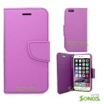 iPhone 6S Plus/6 Plus Wallet Case Purple