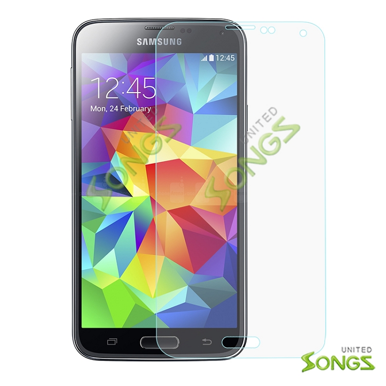 Samsung S5 Premium Tempered Glass Screen Protector