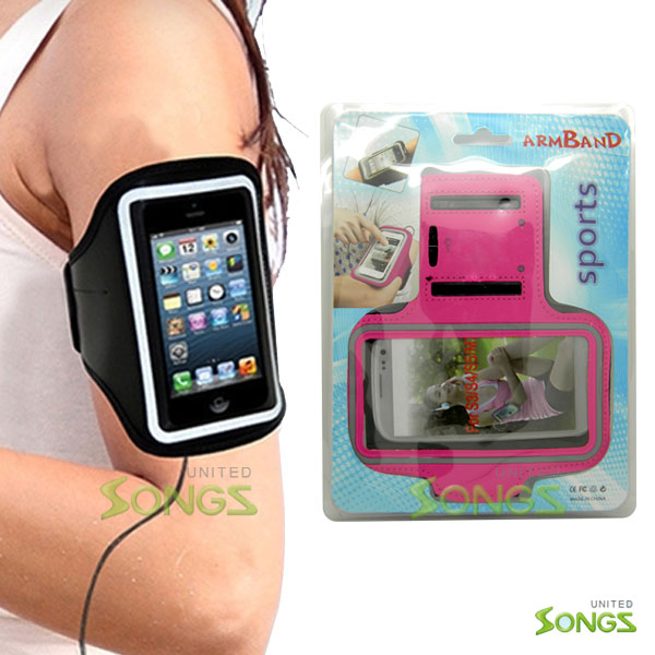 iPhone 6 Water Proof Armband Pink