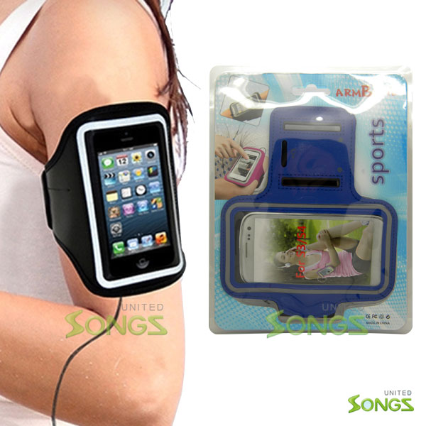 iPhone 6 Water Proof Armband Blue