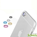 iPhone 6 Camera Lens Protection Silver