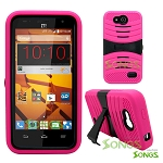 ZTE Speed N9130 Heavy Duty Case Pink/Black