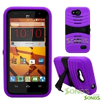 ZTE Speed N9130 Heavy Duty Case Purple/Black