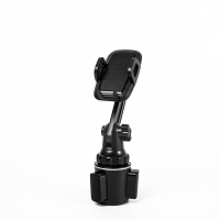 New 155C Cup Design Heavy Duty Car/Phone Holder Black