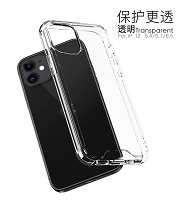 iPhone 12/12 Pro New Tech Hybrid Case Clear