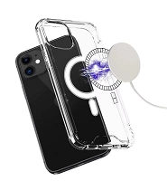 iPhone 12 Pro Max New TPAM Magnet-Safe Protective Case Clear