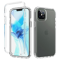 iPhone 12 Pro Max New TPF Protective Case Clear