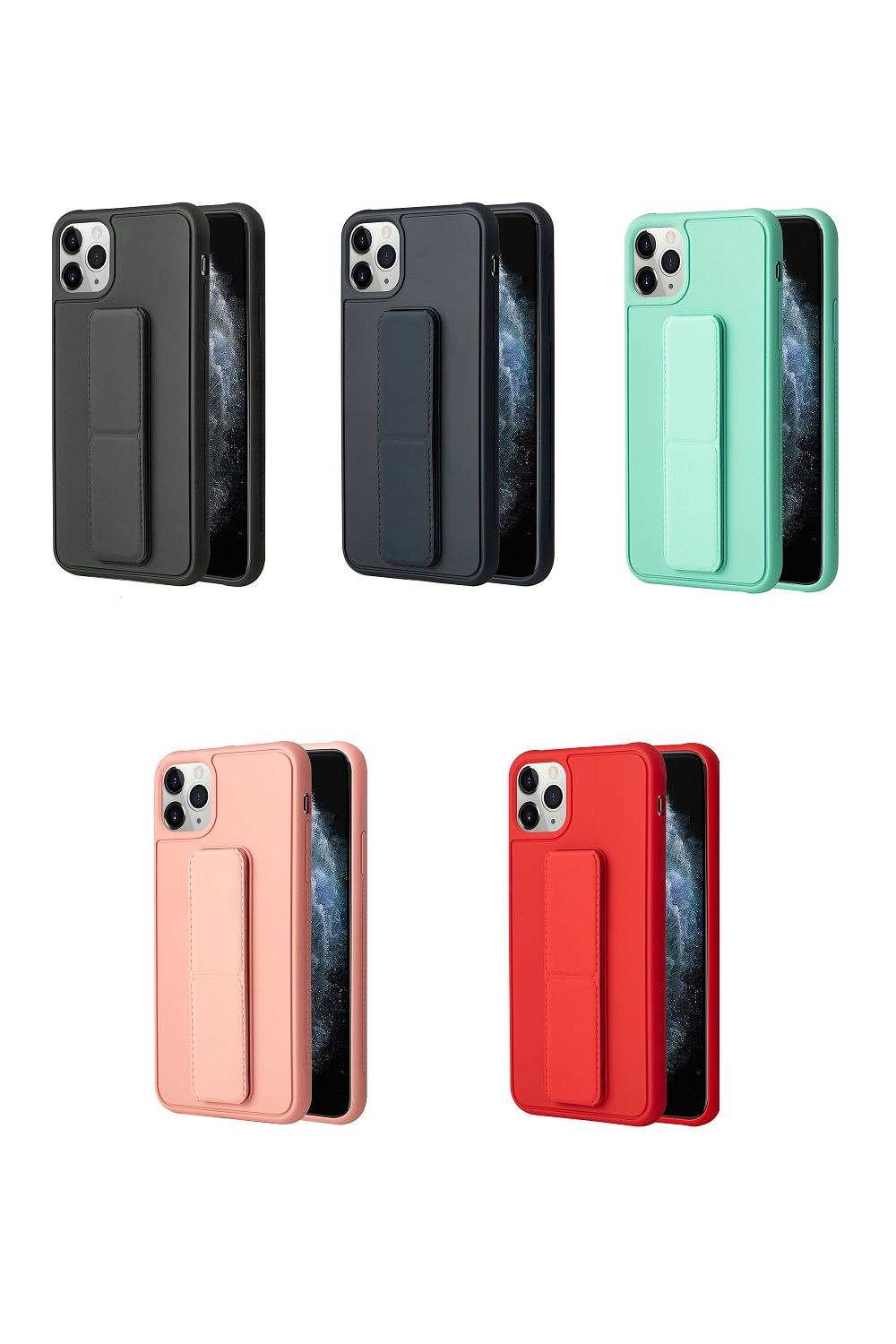 iPhone 11 New VAK Multi-Functional Kickstand Case