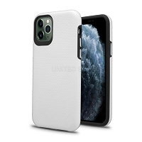 iPhone 11 Pro Max New VHC Case Silver