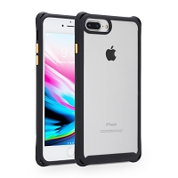 iPhone 8P/7P/6P/SE New TPE Protective Case Black
