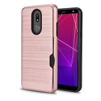 Samsung Galaxy Note 10 New VGG Hybrid Slim Protective Case Rose Gold