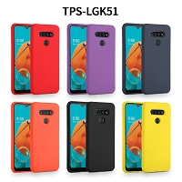 LG K51 New TPS Simple Protective Case