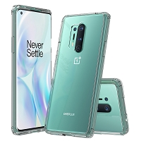 OnePlus 8 Pro New TPU(Gel) + PC Hybrid Case