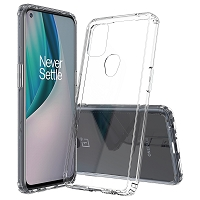 Samsung Galaxy A71 5G UW(Verizon) New TPU(Gel) + PC Hybrid Case Clear