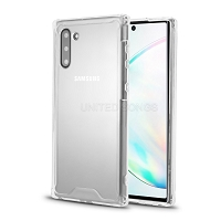 Samsung Galaxy Note 10 New Tech Hybrid Case Clear