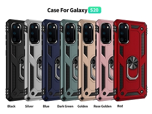 Samsung Galaxy S20 New RHD6 Hybrid Case With Ring