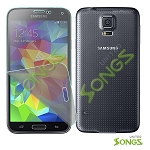 Samsung Galaxy S5 Screen Protector (Clear)