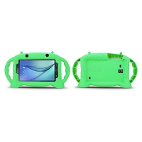 Samsung Galaxy Tab A 7.0 T280/3 Lite T110/T116/T230/T210 New EVR Protective Case With Handle & Stand Green