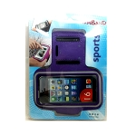 iPhone 6 Water Proof Armband Purple