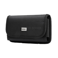Newly Design 5.5-6.3 inch Heavy Duty Case Horizontal Fabric Pouch