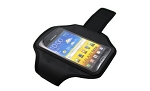 Samsung Galaxy Note 1 2 3 Armband Black
